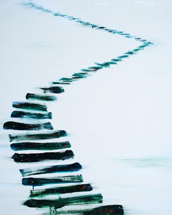 人間の欲望と無限の階段