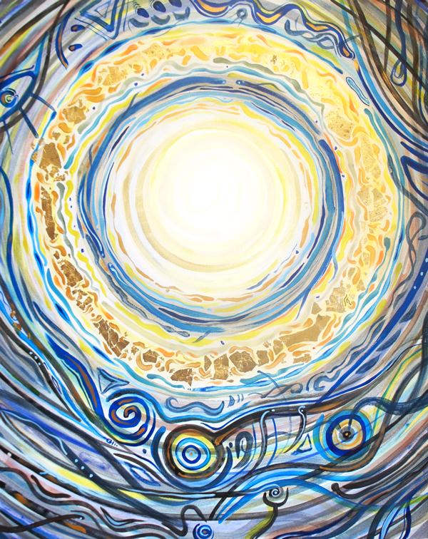 21.光の輪と神