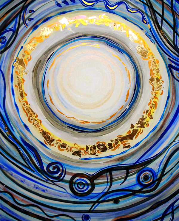 光の輪と神