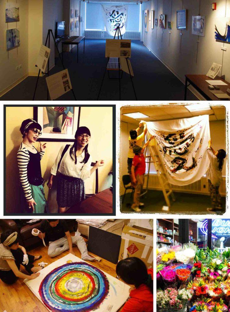 Nwe York exhibition modern artist